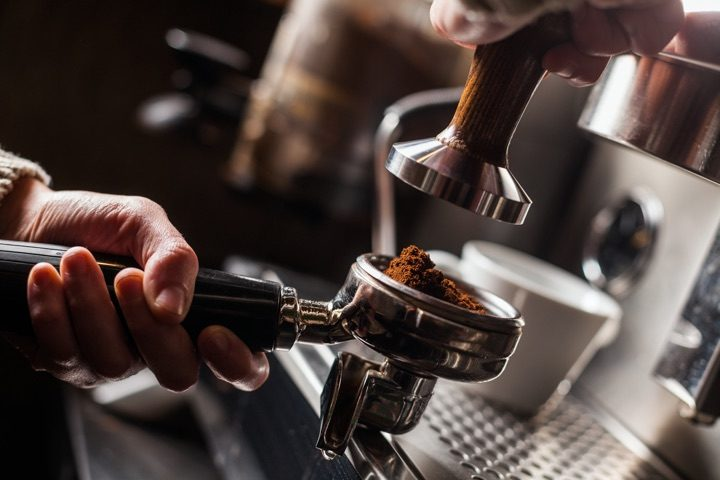 「Hualalai」コーヒー ポットサービス